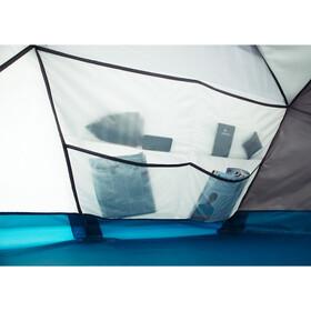 Heimplanet The Cave teltta , harmaa/sininen